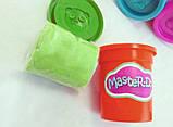 Тесто для лепки Master Do, 3 банки х 50г. (TMDB-01-04), фото 4