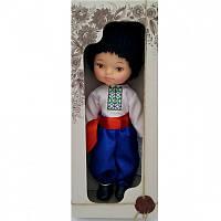 """Кукла """"Українець в вишиванці"""" в коробке   ЧУДИСАМ"""