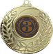 Медаль наградная 70мм. D2401, фото 6