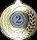Медаль наградная 70мм. D2401, фото 5