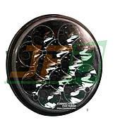 36W / 30 (12 x 3W / узкий луч, круглый корпус) 2500 LM LED фара рабочая 1159 (GY-012Z03B)