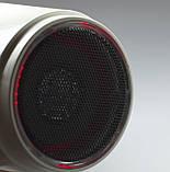 Беспроводный внутренний свето-шумовой оповещатель PoliceCam ІSR-01 сирена 868 MHz сирена, фото 2