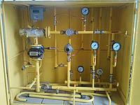 Установка газовая шкафная — УГШ-F-G16-FE-25S (УГШ,ГРПШ,ШГРП,ШРП,ГРП,ШП)