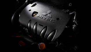 Двигатель (навесное оборудование и электрика) Mitsubishi (Митсубиси)