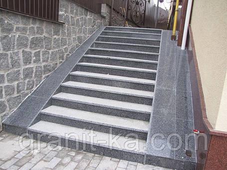 Заказать лестницу из гранита, фото 2