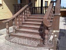 Заказать лестницу из гранита, фото 3