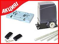 Miller Technics 1000 автоматика для откатных ворот (привод + зубчатая рейка)