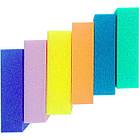 Бафики Шлифовочные для Ногтей Разных Цветов, фото 3