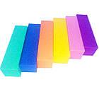 Бафики Шлифовочные для Ногтей Разных Цветов, фото 2