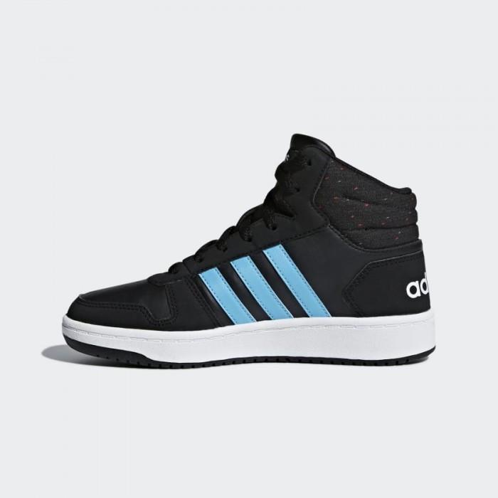 e11533fb Купить Детские кроссовки Adidas Neo Hoops 2.0 Mid (Артикул: B75749 ...