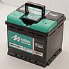 Аккумулятор 6СТ-55 MIDAC HERMETICUM, 12V 55Ah (-/+) евро, Мидак Герметикум, 12В, 55Ач, EN470А - Фото