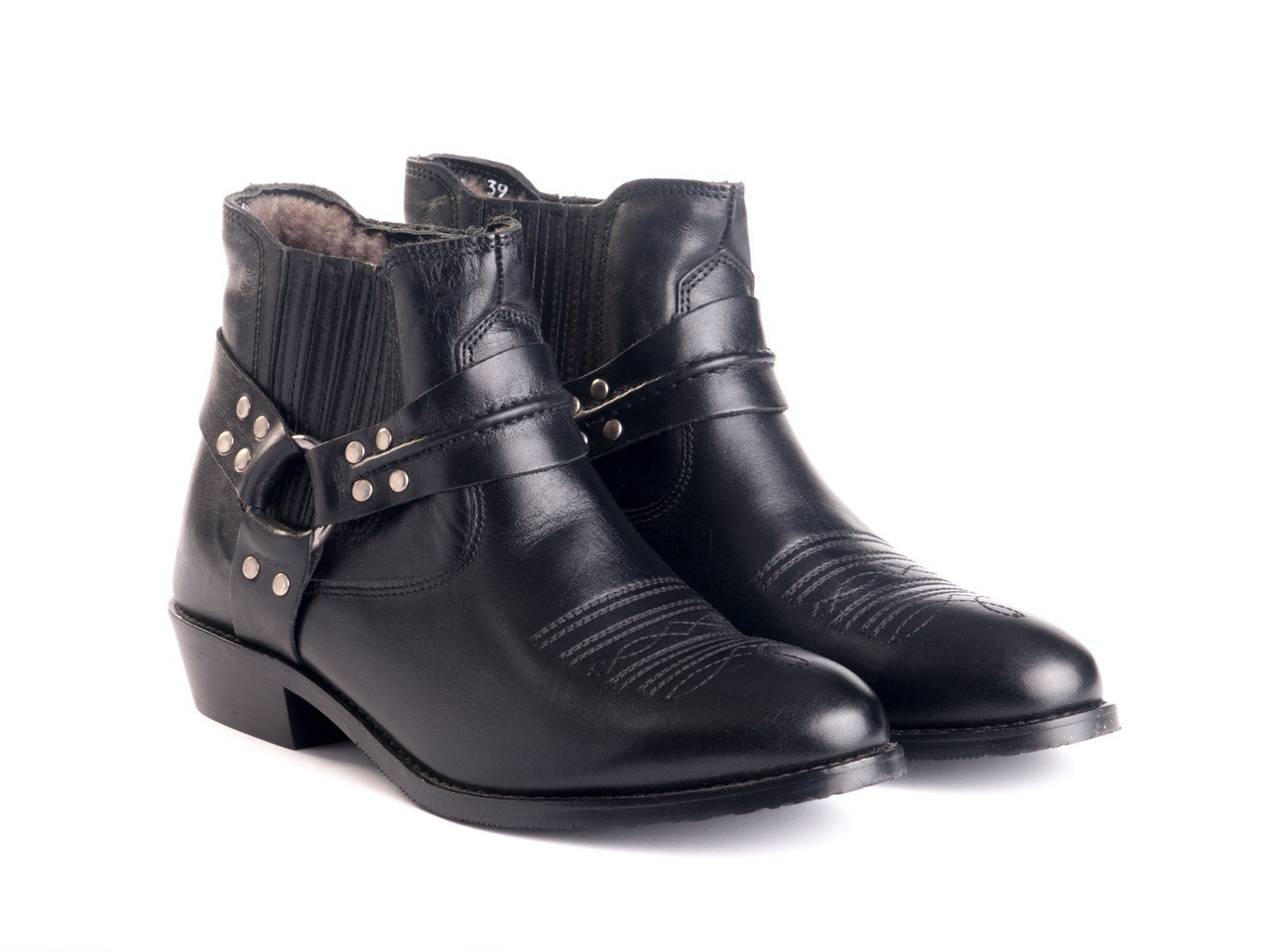 Ботинки Etor 10203-08-313 40 черный