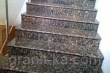 Красивые лестницы из гранита, фото 3