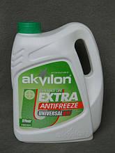 AKVILON Antifreeze Extra G11 (Антифриз зеленый) 5Л