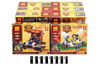 """Конструктор """"Rise of Empires: Рыцари средневековья"""" (коробка 8шт.) 31,6*17,9*14,6см /192-2/(39036)"""