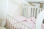 Комплекты детского постельного белья в кроватку, манеж, колыбель