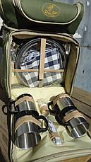 Рюкзак для пикника Dolce Vita с с телескопической ручкой на 4 персоны 082, фото 2