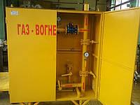 Установка газовая шкафная — УГШ-F-G160 (УГШ,ГРПШ,ШГРП,ШРП,ГРП,ШП)