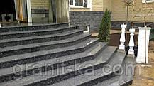 Производство лестниц из гранита, фото 3