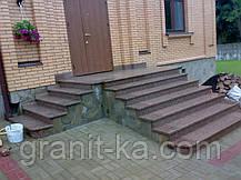 Ступени для лестниц из гранита, фото 3