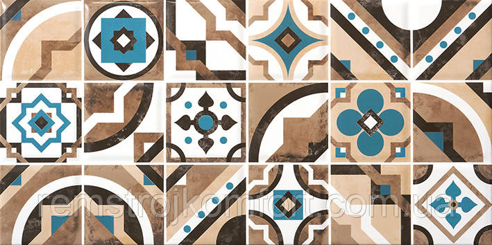 Плитка для стены Керамин Дюна 2 тип2 декор 300х600