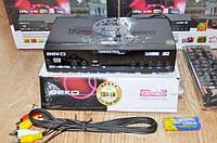 DVB T2 тюнер для цифрового ТВ BEKO T777 c YouTube IPTV 4K