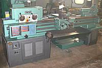 Токарно-гвинторізний SV18RA, D380х1250, виробник — ф. TOS, Чехія, після ремонту, фото 1