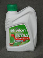 AKVILON Antifreeze Extra G11 (Антифриз зеленый) 1Л