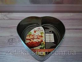Форма для выпечки сердце 22 см
