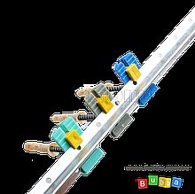 Крепления для штукатурного маяка пластиковые