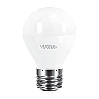 LED-лампа MAXUS G45 F 8W яркий свет E27 (1-LED-5414), фото 2