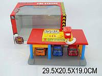 Гараж 68-2A (1102815) в коробці 29, 5*20, 5*19 см