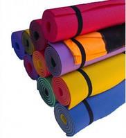 М'які і комфортні килимки для гімнастики, фітнесу, йоги, аеробіки, фото 1