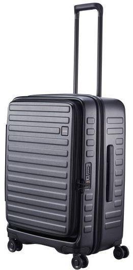 Четырехколесный чемодан Lojel CUBO 18 Lj-CF1627-1M_BK, 70/77 л