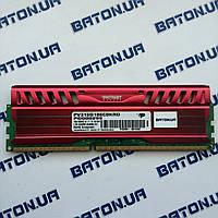 Игровая оперативная память Patriot Viper DDR3 8Gb 1866MHz PC3 15000U CL10 (PV316G186C0KRD), фото 1