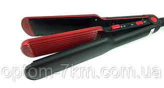 Профессиональный Керамический Стайлер 2 в 1 Выпрямитель-Гофре PRO MOTEC PM 1224 am