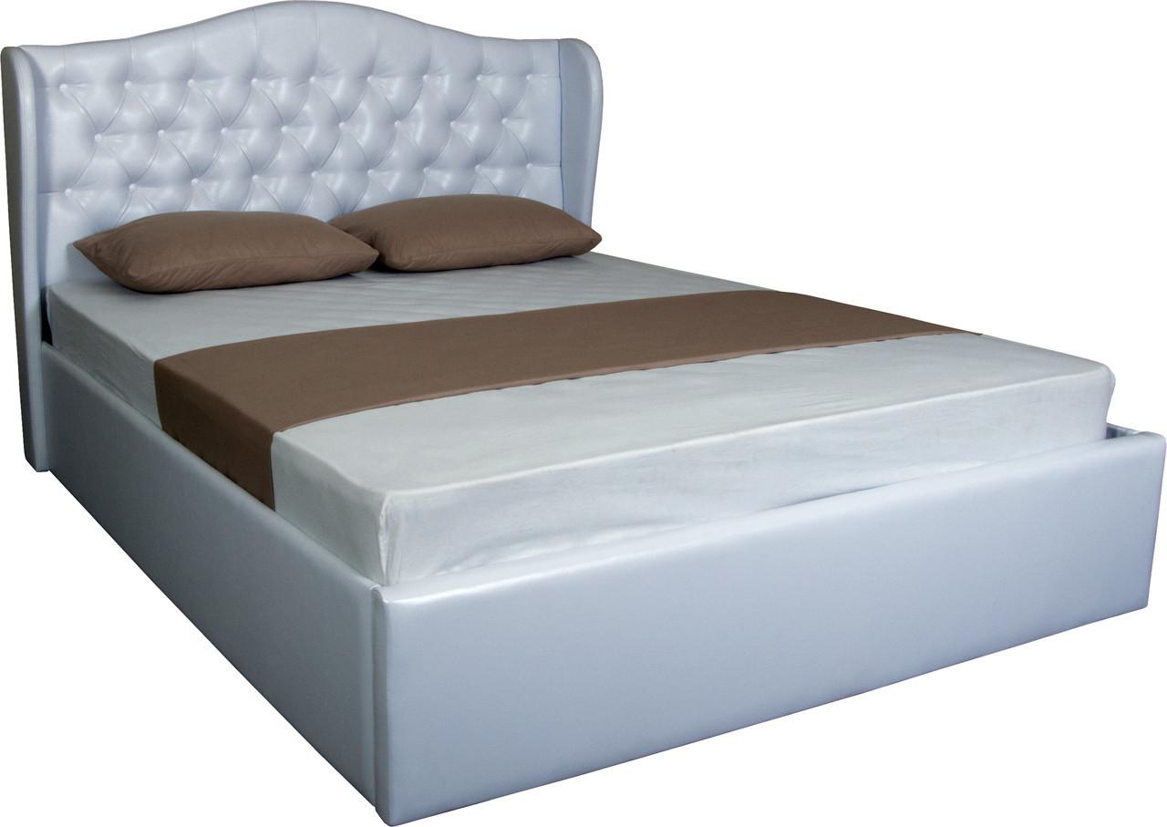 Кровать Грация   двуспальная с подъемным механизмом  200х140