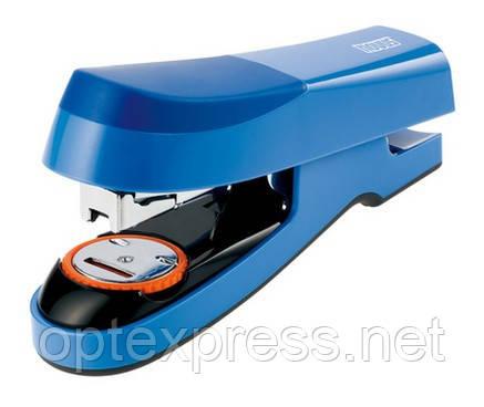 Степлер S 4FC Flat-Clinch на 50 листов  NOVUS синий 020-1664