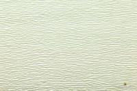 Креп бумага  светло зеленая
