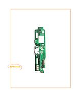 Нижняя плата Xiaomi Redmi 3 с коннектором зарядки