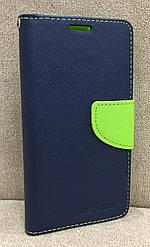 Чехол-книжка Goospery для Lenovo A6020/Vibe K5/K5 Plus (Blue)