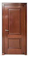 Межкомнатная дверь клен, цвет Вишня с черной патиной. Серия 140
