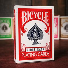 Карты игральные | Bicycle Playing Cards Poker (Red)