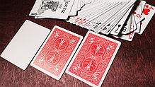 Карты игральные | Bicycle Playing Cards Poker (Red), фото 3