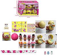 Кукла ЛОЛ конфети сюрприз, LOL Confetti, в шаре 10*10