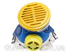 Респиратор Пульс М с 1 фильтром (фильтр флизелин)
