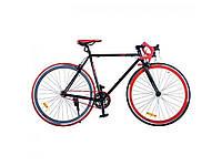 Велосипед Рама (19) червоний ТМFIX