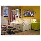 Настольная лампа IKEA LAMPAN 29 см белая 200.469.88, фото 5