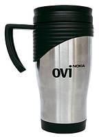 Термокружка Nokia Ovi, 0.375 л, Steel
