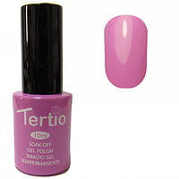 Гель-лак Tertio №25 темно лиловый 10 мл